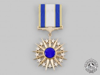 United States. An Air Force Distinguished Service Medal