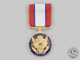 United States. An Army Distinguished Service Medal