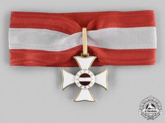 Austria, Imperial. An Order of Maria Theresa, Commander's Cross (Collector's Copy)