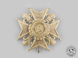 France, Republic. An Apostolic and Hospitaller Order of Saint George of Burgundy