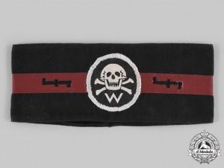 Germany, Weimar Republic A Freikorps Werwolf Armband