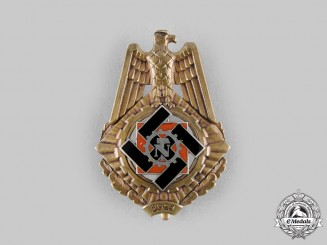 Germany, TeNo. A Technical Emergency Help 1921 Honour Badge