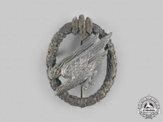 Germany, Heer. A Fallschirmjäger Badge, by C.E. Juncker