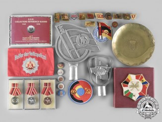 Germany, Democratic Republic. Lot of Twenty-Eight Items