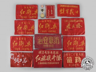 China, People's Republic. Lot of Fifteen Items