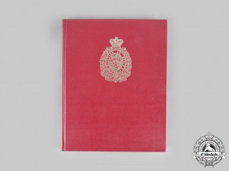 Canada. Arms & Accoutrements of the Mounted Police, 1873-1973: The First One Hundred Years, by Phillips and Klancher