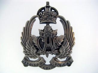 Canadian Air Force Cap Badge 1920-24