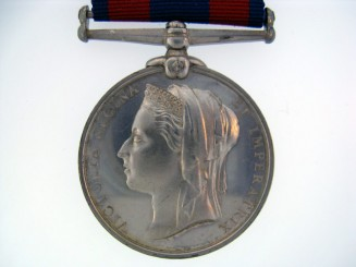 Northwest Canada Medal 1885, Steamer