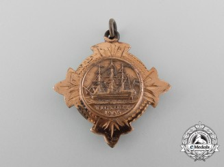 A British & Foreign Sailor's Society Nelson Centennial Medal 1805-1905