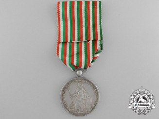 An Italian Independence Medal