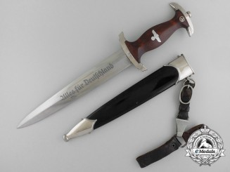 An NSKK Dagger by Max Tiger, Solingen