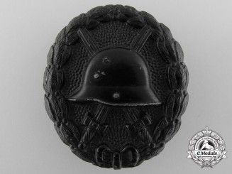 A First War German Imperial Black Grade Wound Badge