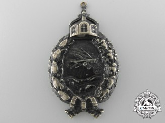 A Prussian Pilot's Badge; Prinzen Size by Carl Dilenius