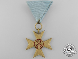 A Serbian Cross of Charity or Mercy 1912