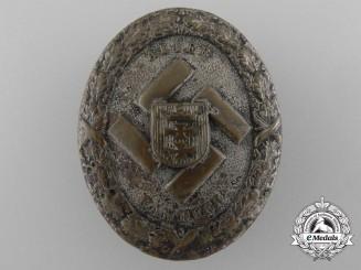 Germany, NSDAP. A Rare Gau Danzig Commemorative Badge 1939