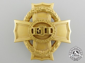 An Austrian War Cross for Civil Merit; Fourth Class
