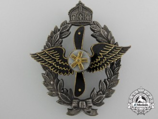 A Member's Badge and the German Aero-modelers Association