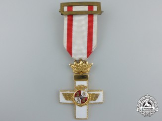 A Spanish Air Force Order of Merit