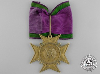 A Swedish Grand Order of the Amaranth; Commander