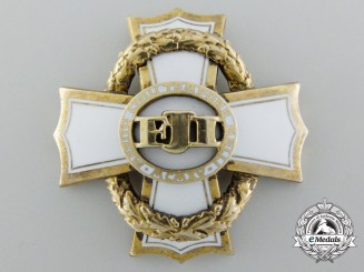 An Austrian War Cross for Civil Merit, Second Class by Rothe