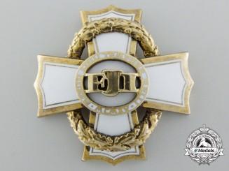 An Austrian War Cross for Civil Merit, Second Class by Rothe