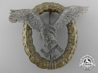 Germany, Luftwaffe. A  Combined Pilot & Observer's Badge