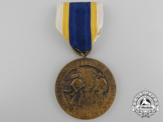 A Lovejoy Georgia First War Service Medal 1917-1918