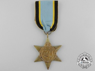 A Second War Air Crew Europe Campaign Star