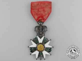 A French Légion D'Honneur; Knight of the July Monarchy (1830-1848)