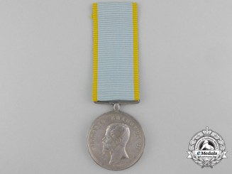 A Kingdom of Italy, Sardinia. A Crimean War Medal 1855-1856