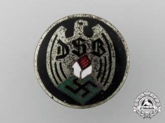 A German Homeowner's Membership Badge