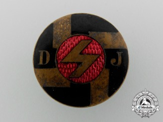 A German Youths Membership Badge