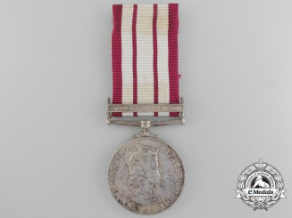 A Naval General Service Medal to the Royal Marines for the Near East