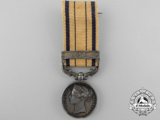 A Miniature 1879 South Africa Medal to 99th Foot; Battle of Gingindlovu