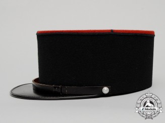 A Foreign Legion Cavalry Enlisted Man's Kepi