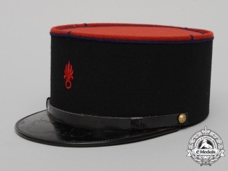A Foreign Legion Enlisted Man's Kepi