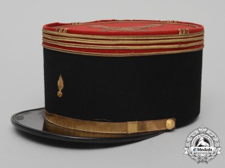 A Foreign Legion Commandant's Kepi