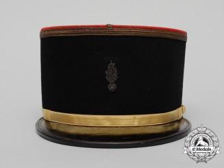 A Foreign Legion Lieutenant's Kepi