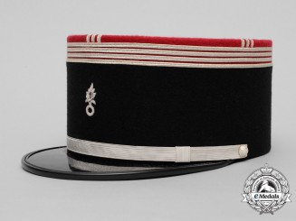 A Foreign Legion Cavalry Commandant Kepi