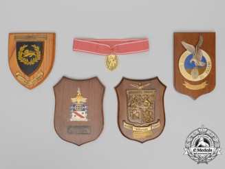 A Gold Yugoslavian Order of People's Hero from the Estate of General Ilija Radaković