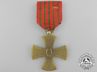 A 1917 Portuguese War Cross