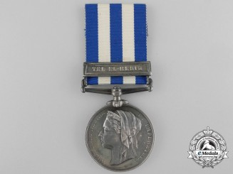 An Egypt Medal to the 1st Battalion Seaforth Highlanders