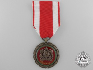 A Moroccan Order of Civil Merit