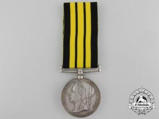 An 1873-1874 Ashantee Medal to H.M.S. Tamar