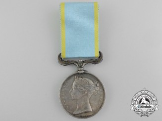 An 1854-56 Crimea Medal