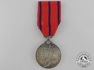 A George V Metropolitan Police Coronation Medal