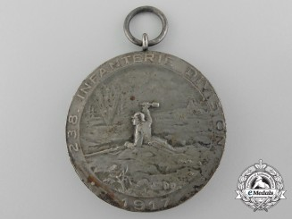 A German Imperial 464th Regiment Bravery Medal for Guillemont