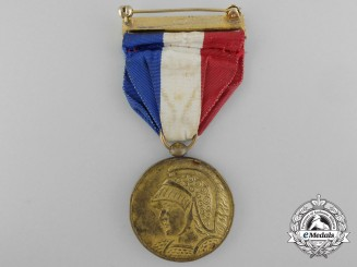A Pre Revolution Cuban Long Service Medal