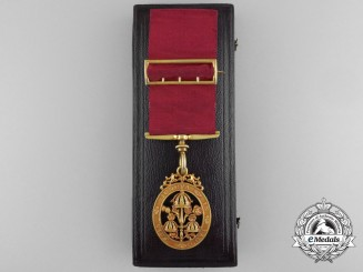A Most Honourable Order of the Bath, C.B. (Civil) Companion's Breast Badge in Gold 1870