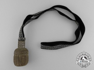 A Second War German Wehrmacht Sword Knot